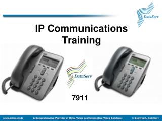 IP Communications  Training
