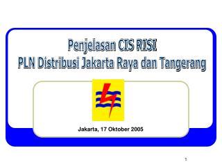 Jakarta, 17 Oktober 2005