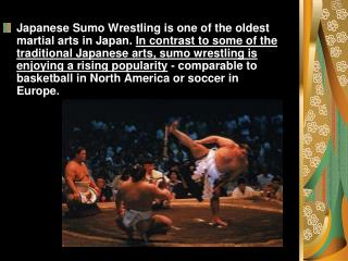 Sumo wrestling with information