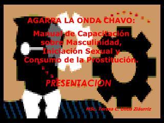 AGARRA LA ONDA CHAVO: