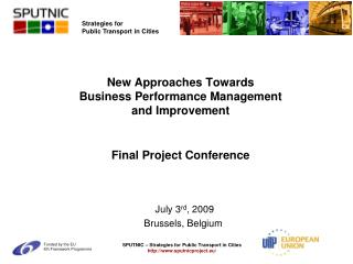 New Approaches Towards Business Performance Management and Improvement