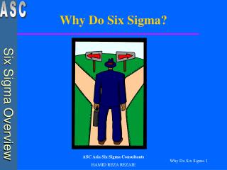 Why Do Six Sigma?