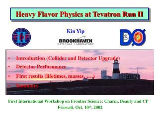 Heavy Flavor Physics at Tevatron Run II