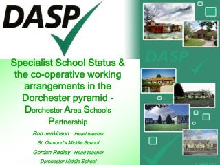 DASP aims to provide high quality education to all children in the Dorchester area
