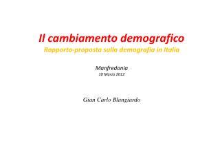 Gian Carlo Blangiardo