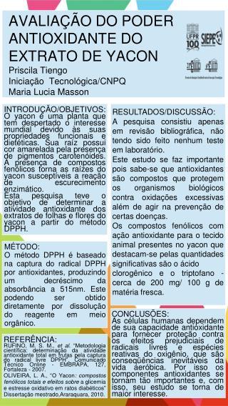 INTRODUÇÃO/OBJETIVOS: