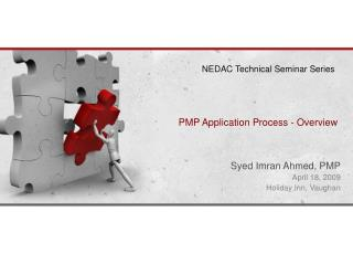 PMP Application Process - Overview