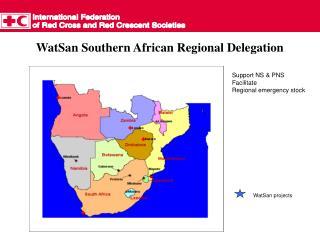 WatSan Southern African Regional Delegation