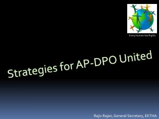 Strategies for AP-DPO United