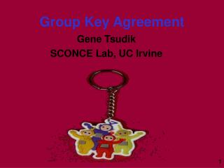 Group Key Agreement