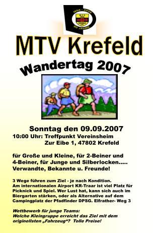 MTV Krefeld