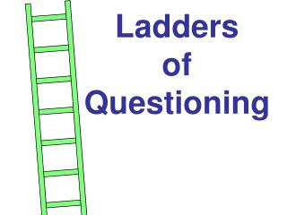 Ladders  of  Questioning
