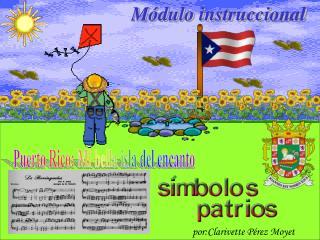 Puerto Rico: Mi bella isla del encanto