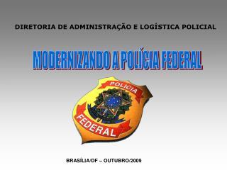 BRASÍLIA/DF – OUTUBRO/2009