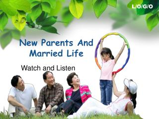 New Parents And Married Life