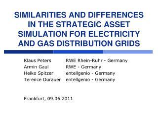 Klaus PetersRWE Rhein-Ruhr - Germany             Armin Gaul           RWE - Germany