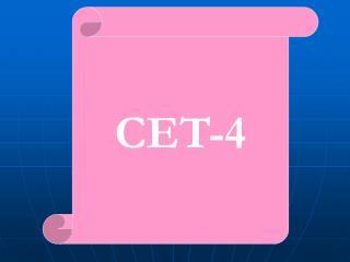 CET-4