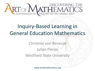 Inquiry-Based Learning in General Education Mathematics