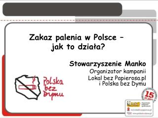 Zakaz palenia w Polsce –  jak to działa?