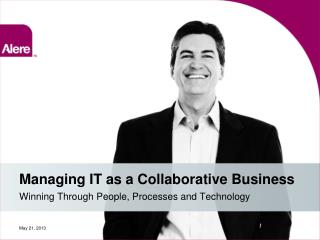 Managing IT as a Collaborative Business