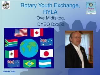 Rotary Youth Exchange, RYLA