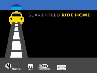 What is the Regional Guaranteed Ride Home  (GRH ) Program?