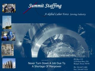 Summit Staffing