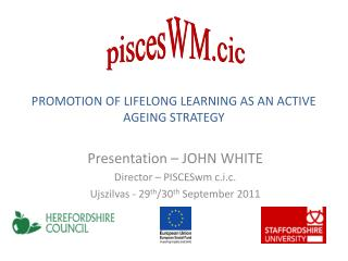PROMOTION OF LIFELONG LEARNING AS AN ACTIVE AGEING STRATEGY