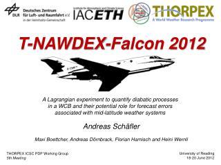 T-NAWDEX-Falcon 2012
