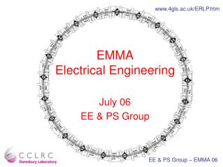 EMMA Electrical Engineering
