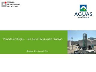 Santiago, 08 de Junio de 2010
