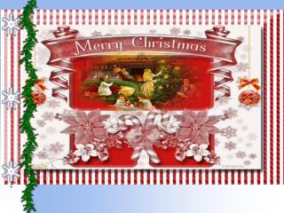 Christmas is  the birthday of Jesus Christ
