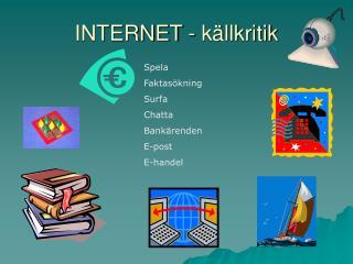 INTERNET - källkritik