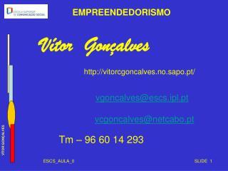 Vítor  Gonçalves