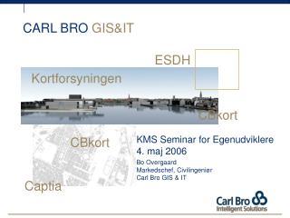 CARL BRO  GIS&IT