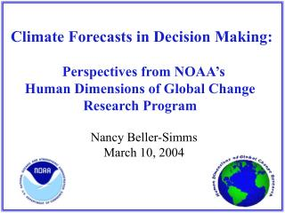 Nancy Beller-Simms March 10, 2004