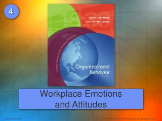 Workplace Emotions and Attitudes