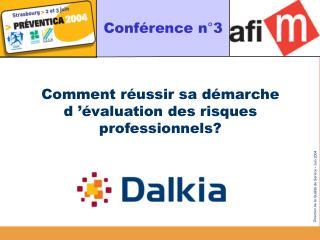 Comment réussir sa démarche d'évaluation des risques professionnels?