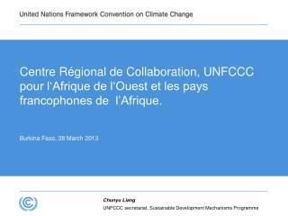Burkina Faso, 28 March 2013
