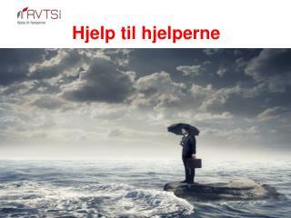 Hjelp til hjelperne