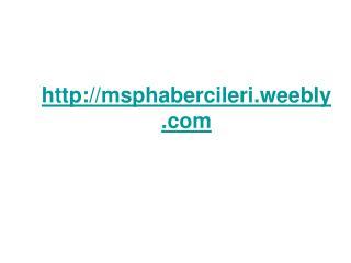 msphabercileri.weebly