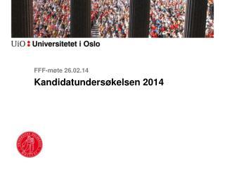 FFF-møte 26.02.14