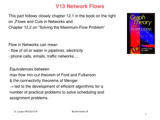V13 Network Flows