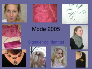 Mode 2005