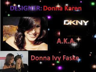 Donna Karen