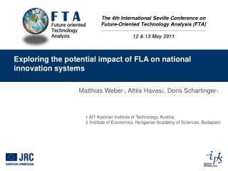 Exploring the potential impact of FLA on national innovation systems