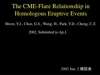 The CME-Flare Relationship in Homologous Eruptive Events