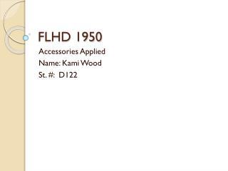 FLHD 1950