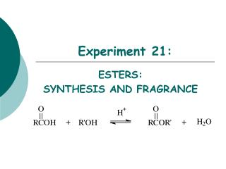 Experiment 21:
