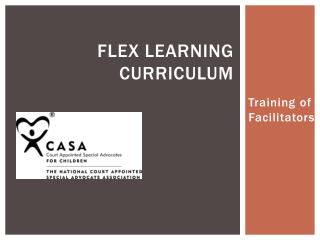Flex Learning Curriculum